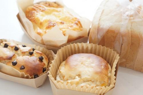 パンミックスを使ったパン