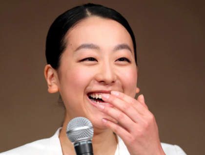 浅田真央さんの記者会見